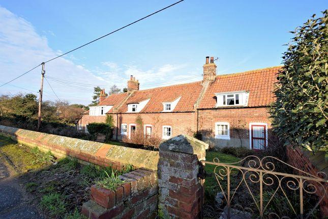 Thumbnail Terraced house to rent in Brancaster Staithe, King's Lynn