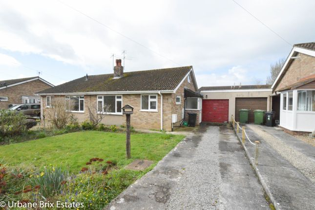 Thumbnail Semi-detached bungalow for sale in Birch Close, Cheddar