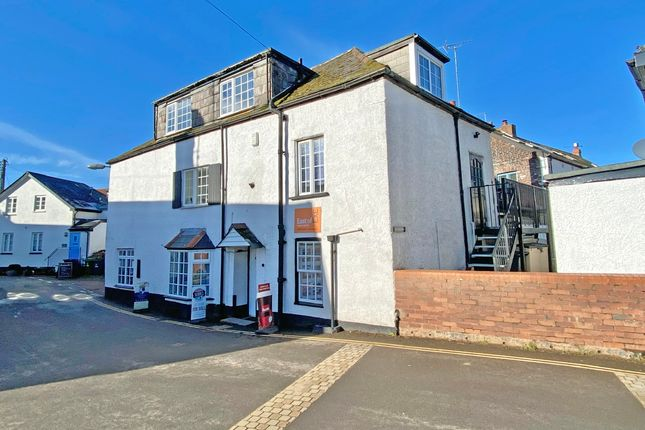 Thumbnail End terrace house for sale in The Strand, Lympstone, Exmouth