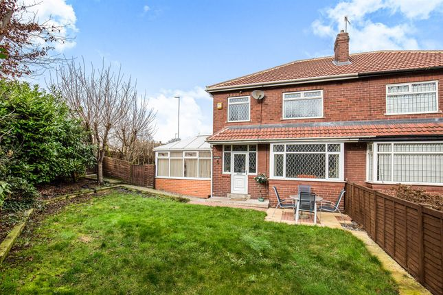 Thumbnail Semi-detached house for sale in Swinnow Lane, Bramley, Leeds