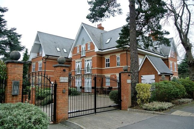 Thumbnail Flat to rent in Ascent House, Ellesmere Road, Weybridge