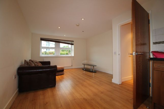Thumbnail Flat to rent in Bradfield Way, Peterborough