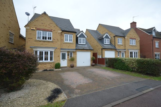 5 bed detached house to rent in Sedge Close, Thrapston, Kettering NN14