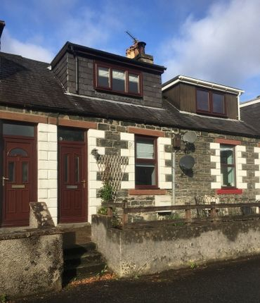 Thumbnail End terrace house for sale in 2 Mitchell Terrace, Newton Stewart