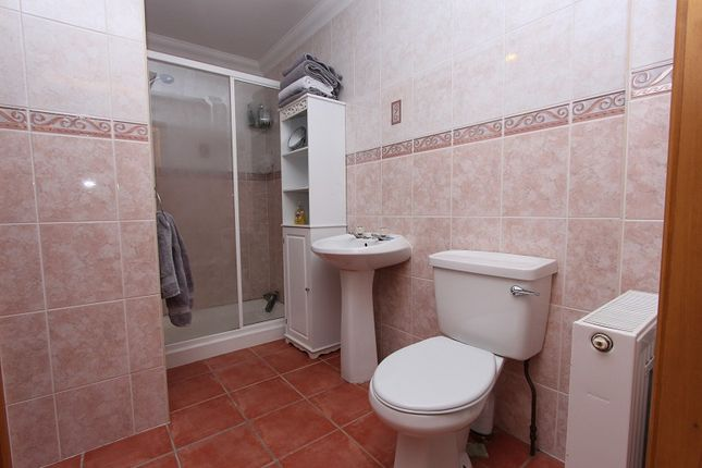 Shower Room of 28 Berneray Court, Inverness IV2