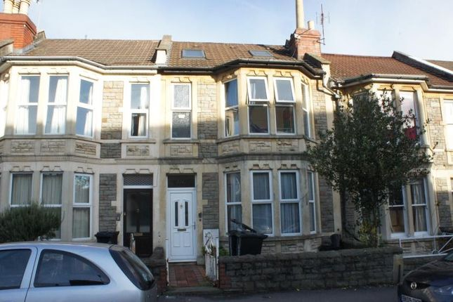 Thumbnail Terraced house to rent in Longmead Avenue, Bishopston, Bristol
