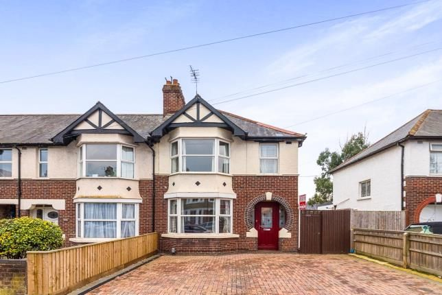 Thumbnail End terrace house for sale in Cowley Road, Oxford, Oxfordshire, Oxon