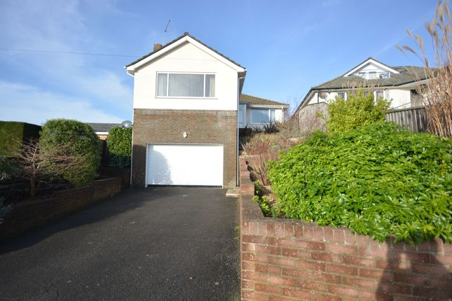 Thumbnail Detached bungalow for sale in Meadow Rise, Broadstone