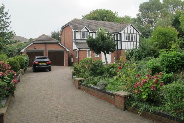 Thumbnail Detached house for sale in Gardenia Grove, Riverside Gardens, Liverpool, Merseyside