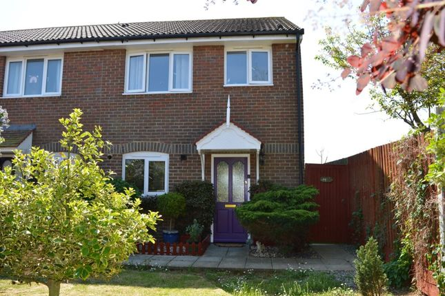 Thumbnail Terraced house for sale in Abbey Court, Westgate-On-Sea