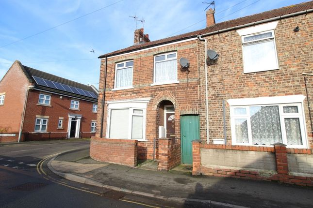 Thumbnail Flat to rent in A Flatgate, Howden, Goole
