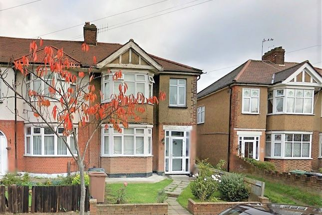 Thumbnail Semi-detached house to rent in Shaftesbury Road, North Chingford