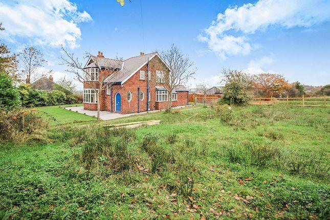 Thumbnail Detached house for sale in Pendle View Farm Buckholes Lane, Wheelton, Chorley