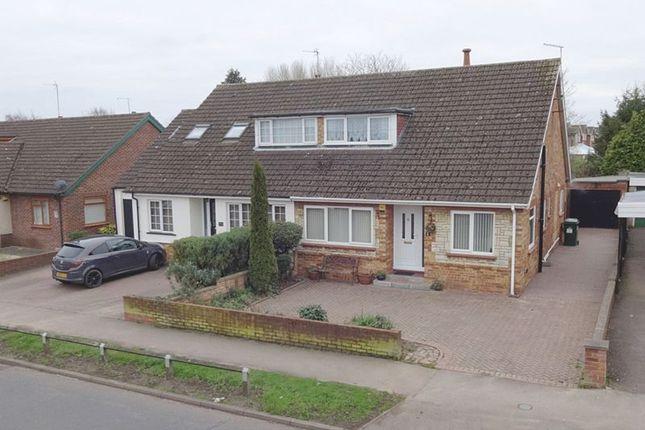 Thumbnail Semi-detached bungalow for sale in Tattenhoe Lane, Bletchley, Milton Keynes