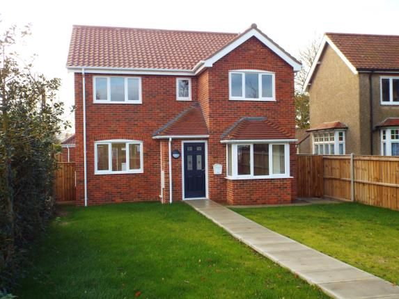 Thumbnail Detached house for sale in North Walsham, Norfolk