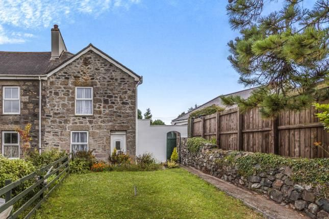 Thumbnail End terrace house for sale in Camborne, Cornwall, U.K.