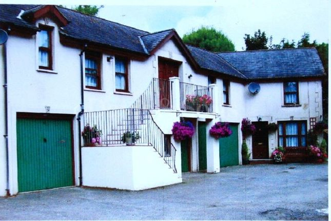 Mews house for sale in The Norton, Tenby, Pembrokeshire.