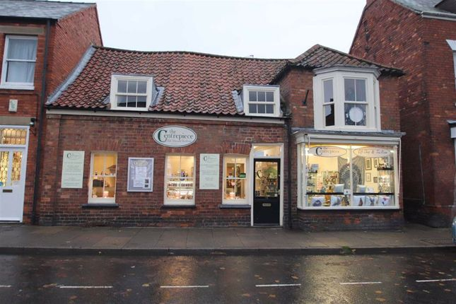 Thumbnail Retail premises for sale in High Street, Spilsby, Lincolnshire