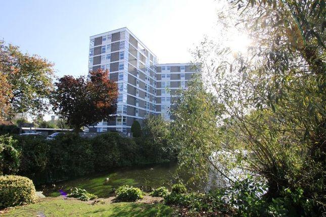 Thumbnail Flat to rent in Denham Lodge, Oxford Road, Uxbridge