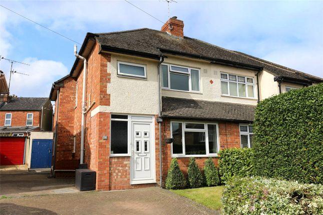 3 bed semi-detached house for sale in Naunton Way, Leckhampton, Cheltenham, Gloucestershire GL53