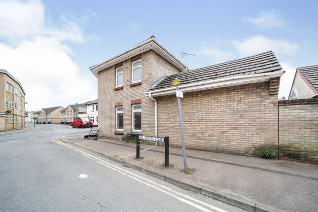 Thumbnail End terrace house for sale in Granby Street, Newmarket