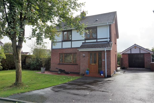 Thumbnail Detached house for sale in The Grange, Lurgan
