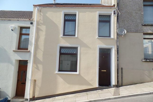 Thumbnail Terraced house for sale in Regent Street, Dowlais, Merthyr Tydfil