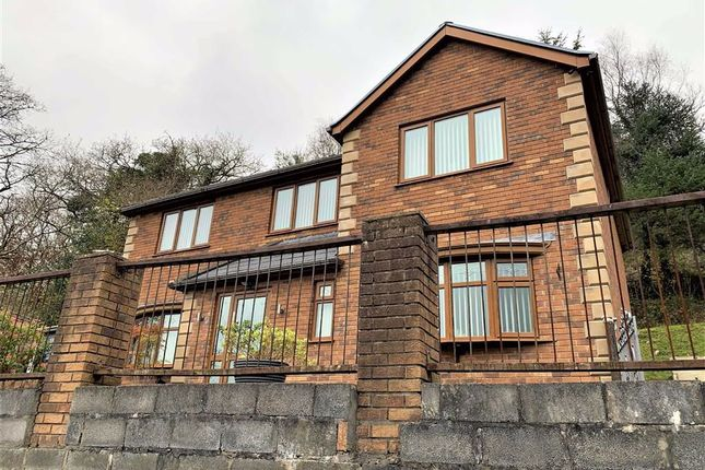 Thumbnail Detached house for sale in Graig Road, Godrergraig, Swansea