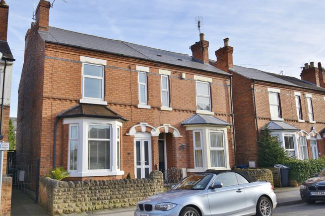 Thumbnail Semi-detached house to rent in Exchange Road, West Bridgford