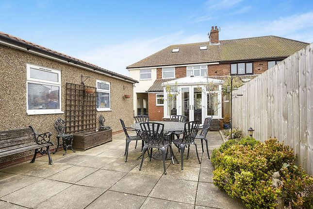 Thumbnail Semi-detached house for sale in Main Road, Bilton, Hull
