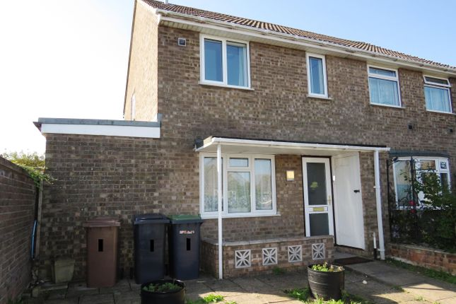 Thumbnail Terraced house to rent in De Gravel Drive, Cranwell Village, Sleaford
