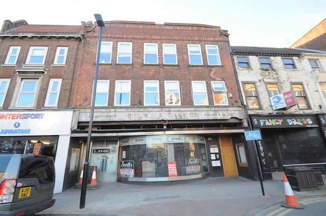 Thumbnail Flat for sale in Savile Street, Hull