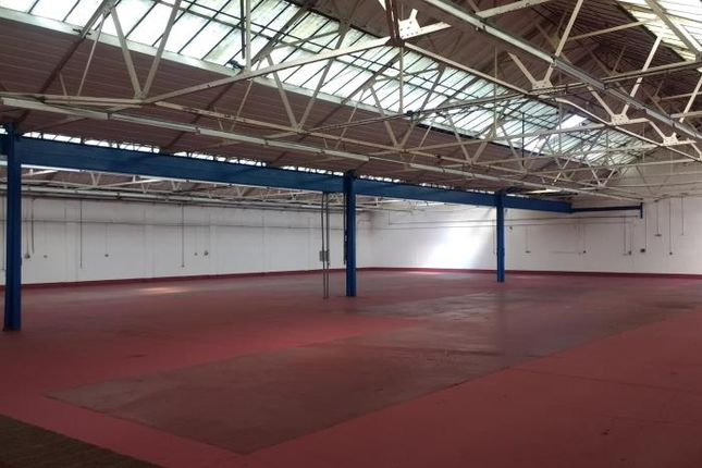 Thumbnail Warehouse to let in King Street, Brynmawr, Ebbw Vale