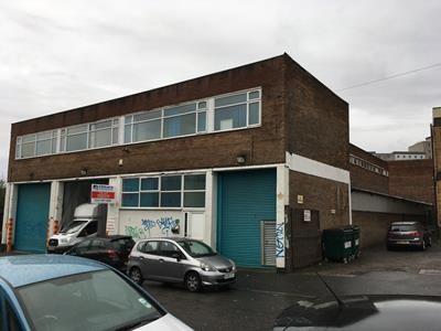 Thumbnail Light industrial to let in Unit 7, St James Place, Nechells, Birmingham