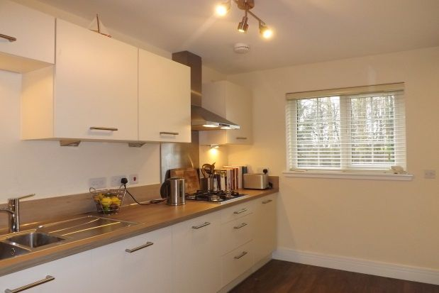 Thumbnail Flat to rent in Allan Walk, Bridge Of Allan, Stirling