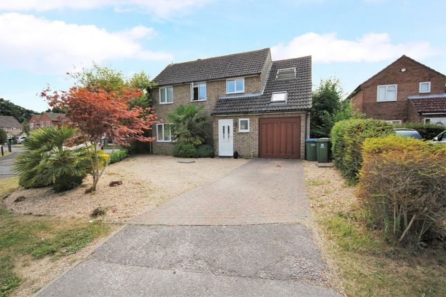 Thumbnail Detached house for sale in Ravenswood, Fareham