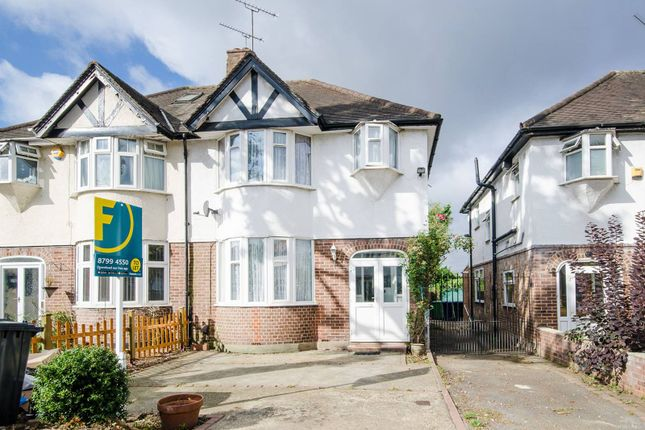 Thumbnail Property to rent in Avalon Road, West Ealing, London