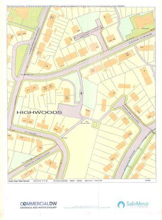 Site Location of Cedar Avenue, Mexborough S64