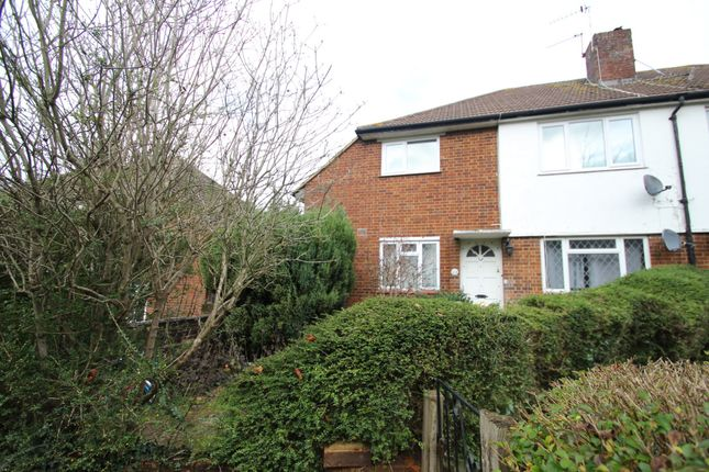 Thumbnail Maisonette to rent in Russett Close, Chelsfield