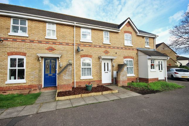 Thumbnail Terraced house for sale in Derwent Road, Highwoods, Colchester, Essex