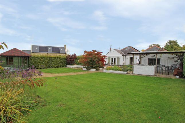 Thumbnail Detached bungalow for sale in Hollins Lane, Hampsthwaite, Harrogate