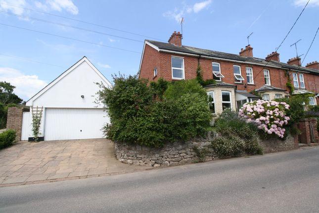 End terrace house for sale in Barnridge, Longmeadow Road, Lympstone, Exmouth
