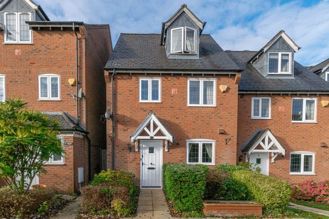 3 bed terraced house for sale in Shakels Close, Redditch B97