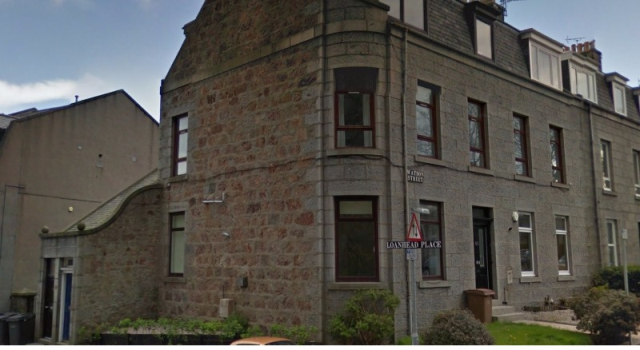 Thumbnail Flat to rent in Loanhead Place, Rosemount, Aberdeen, 2Sw