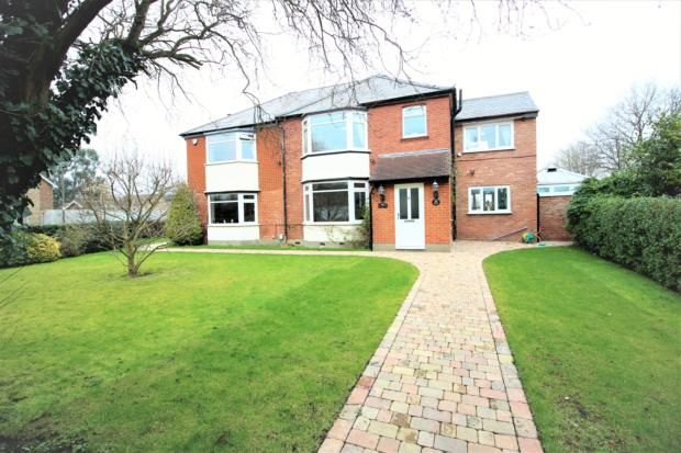 Thumbnail Detached house to rent in Cotton End Road, Wilstead