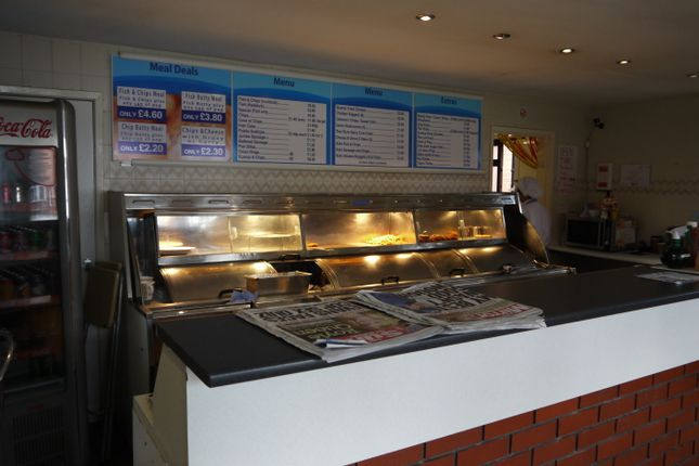 Leisure/hospitality for sale in Fish & Chips WF1, West Yorkshire