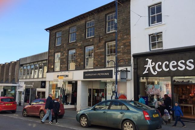 Thumbnail Retail premises for sale in 36-38 Great Darkgate Street, Aberystwyth, Ceredigion