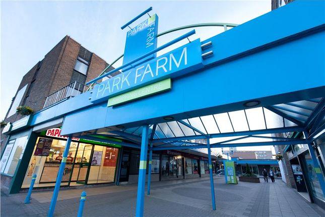 Thumbnail Retail premises to let in Unit 7 Park Farm Shopping Center, Park Farm Drive, Allestree, Derby, Derbyshire
