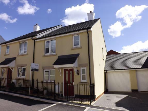 Thumbnail Semi-detached house for sale in Dawlish, Devon