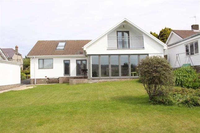 Thumbnail Detached bungalow for sale in Llangennith, Swansea